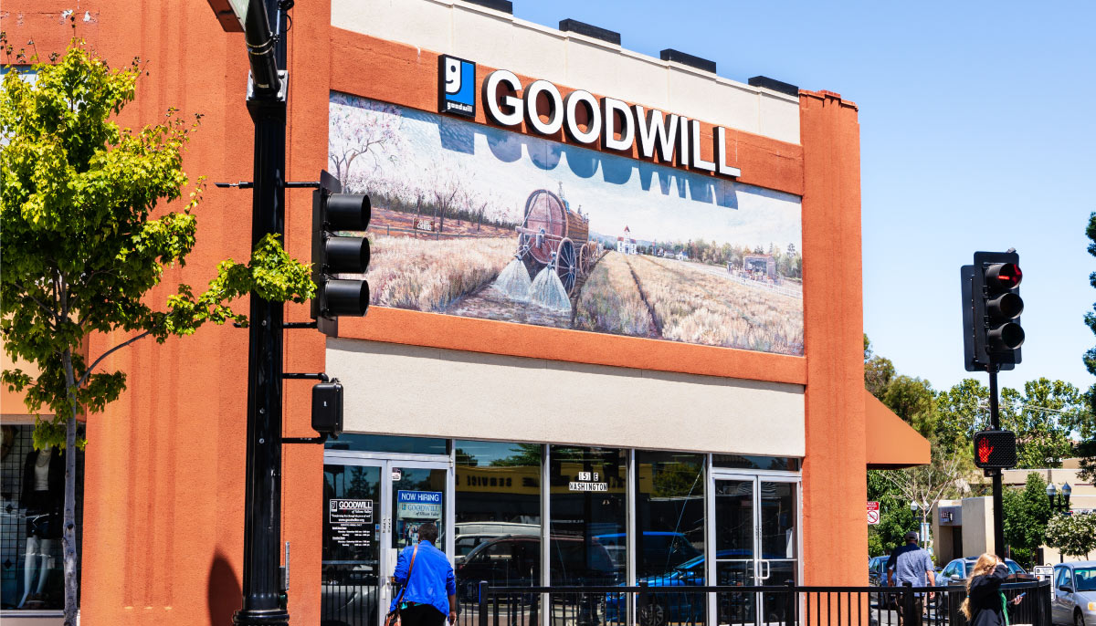 Shop Goodwill Online and Save + Low-Cost Shipping!